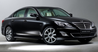 Hyundai Genesis Limited Edition от модного дома Prada